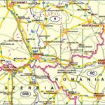 Régióáttekintő térkép