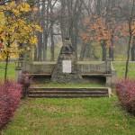 Méneskari tisztek emlékműve