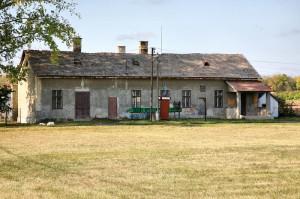 81 majori régi ház