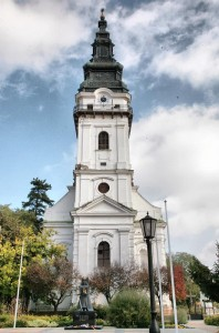 Evangélikus templom 1