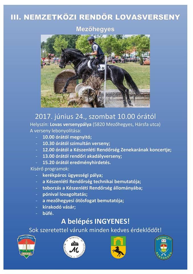 Nemzetközi Rendőr Lovasverseny