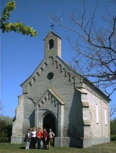 TÓTKOMLÓS-Nagykopáncsi templom