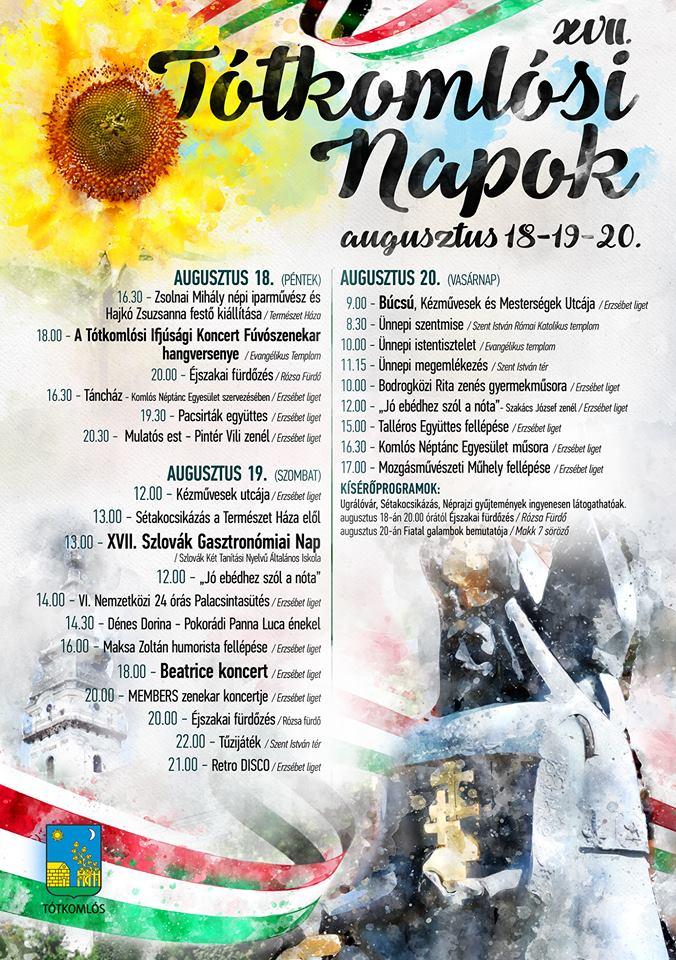 Tótkomlósi_napok_2017