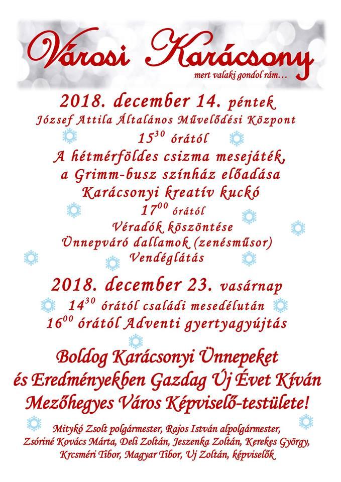 Városi _karácsony_mezőhegyes