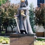 István szobor