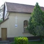 Baptista imaház a Luther utcán